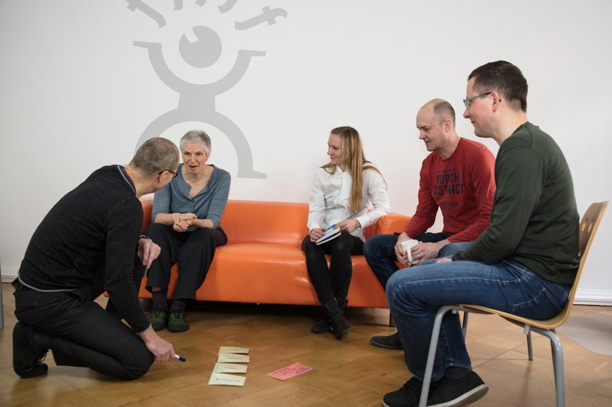 Teamcoaching der staffadvance GmbH