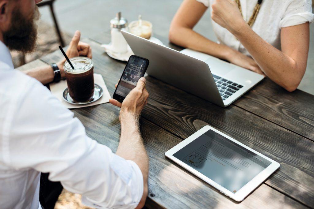 Transformation zur Digitalisierung mit staffadvance GmbH