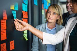 Prozess Denken trifft HR staffadvance