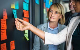 Wir machen Teams produktiver und Organisationen zukunftsfähig.